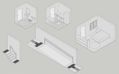 Recomendaciones básicas para el diseño de una casa accesible