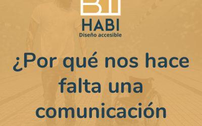 ¿Por qué nos hace falta una comunicación inclusiva?