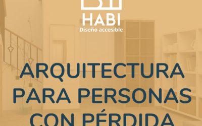 Arquitectura para personas con pérdida auditiva