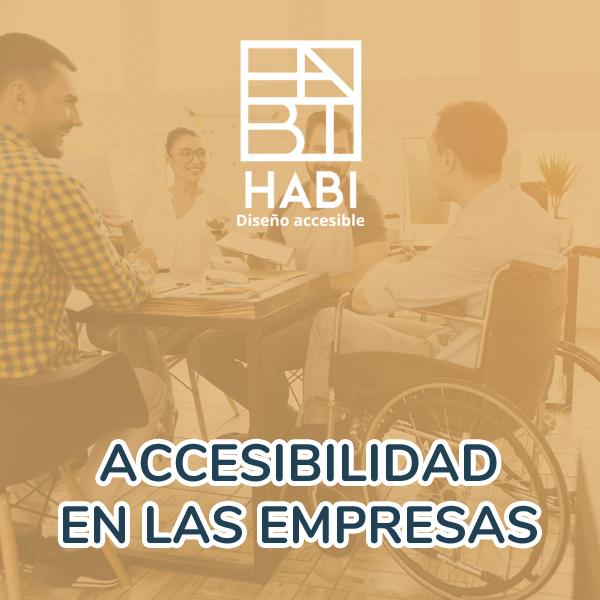 Artículo sobre accesibilidad en las empresas