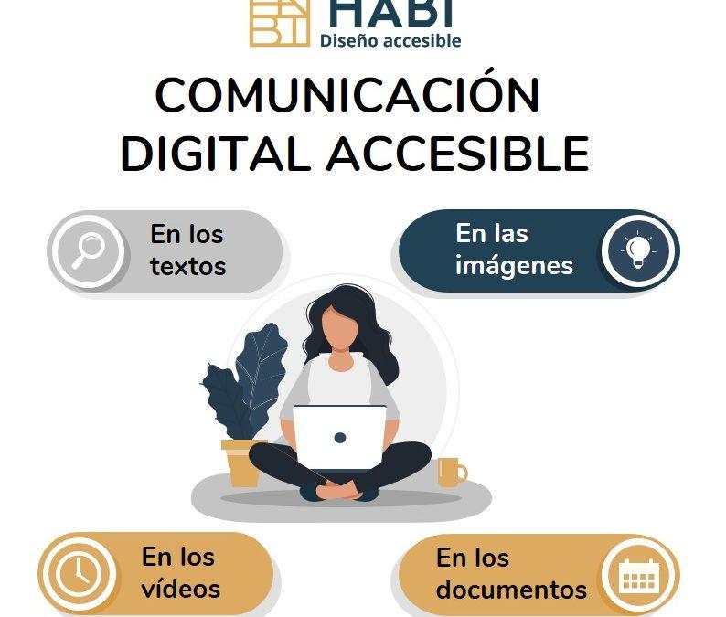 Comunicación Digital Accesible
